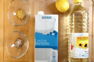 ingredientes de la lactonesa