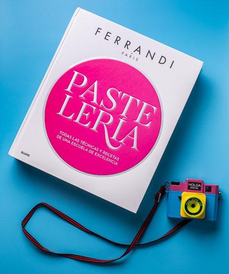 el libro de Ferrandi, Pastelería