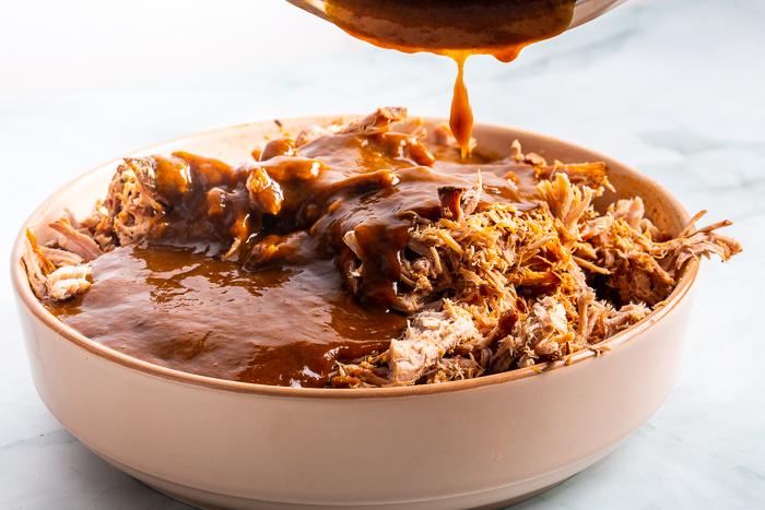 rebañar toda la salsa